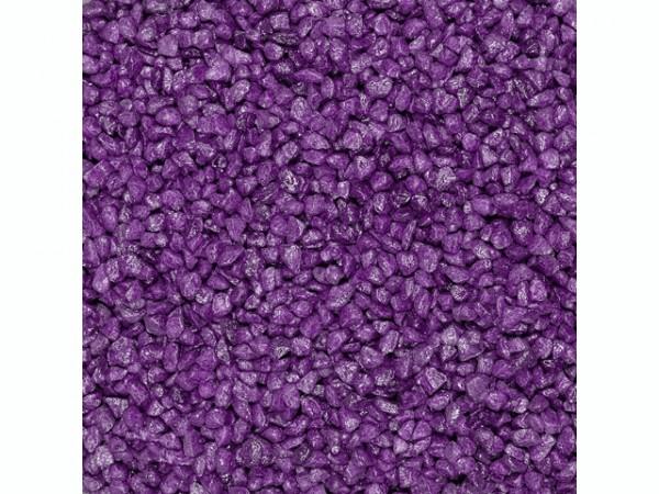 Granulat 2-3mm 500ml aubergine