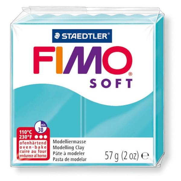 Modelliermasse Fimo soft pfefferminz