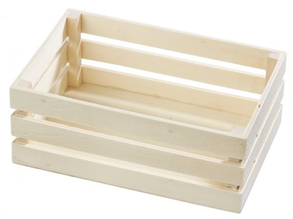Holzkisten Set 10 x 5 x 4,2 / 11,8 x 8 x 4,5 cm