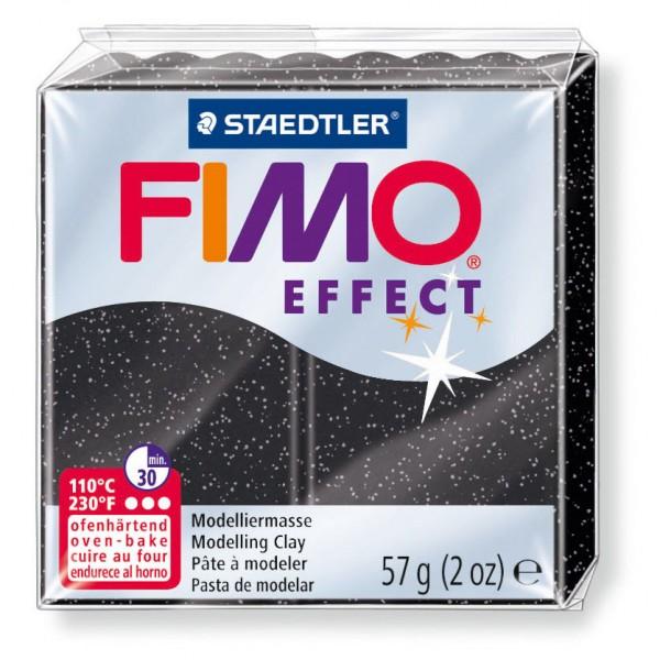 Modelliermasse Fimo effect Sternenstaub