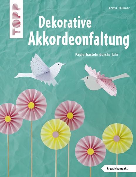Dekorative Akkordeonfaltung von Täubner, Armin