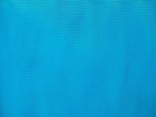 Wabentüll Blau