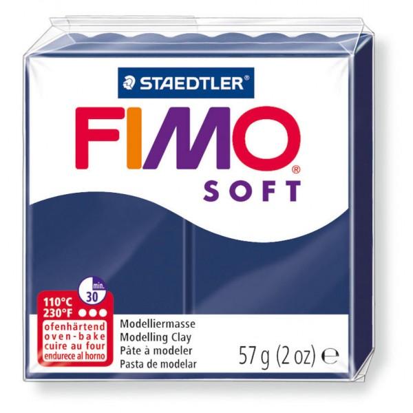 Modelliermasse Fimo soft windsorblau