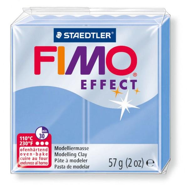 Modelliermasse Fimo effect blau-achat
